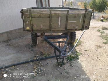 Прицепы - Бишкек: Продаю прицеп в идеальном состоянии 0703734648