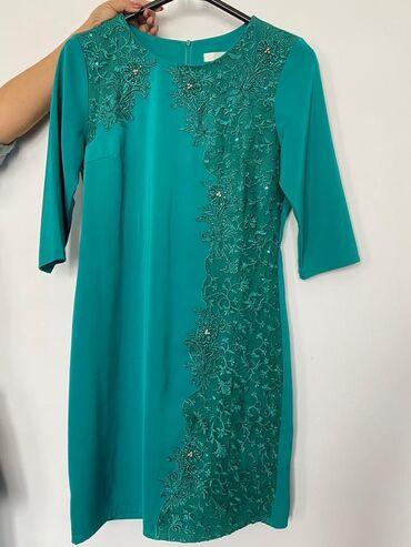 летнее платье 48 размера в Кыргызстан: Продаю турецкие платья каждая по 2000сом,размеры 48-52. Пиджак отдам