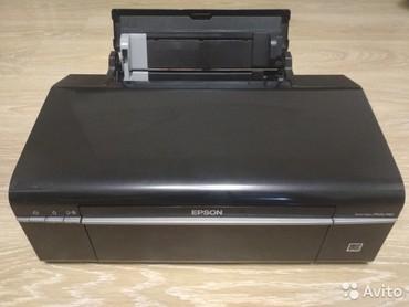 цветной-принтер-эпсон в Кыргызстан: Продается Эпсон П50 Т 50 на запчасти