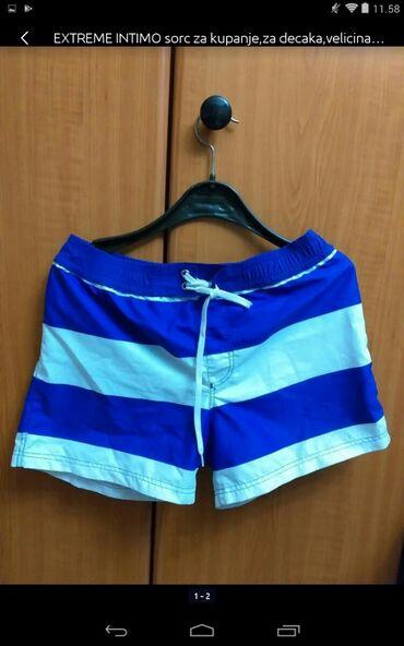 Muška odeća | Obrenovac: Instrumenti INTIMO sorc za kupanje za decaka velicina 12