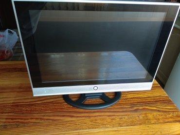 Телевизор небольшой...стоял на кухне в Лебединовка