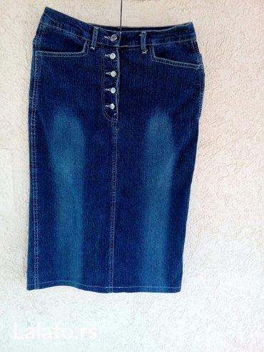 Suknja nošena nekoliko puta kao nova vel 12 - Krusevac