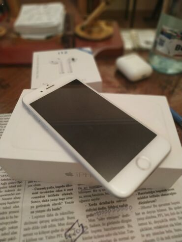 phone - Azərbaycan: İşlənmiş iPhone 6s 64 GB Boz (Space Gray)