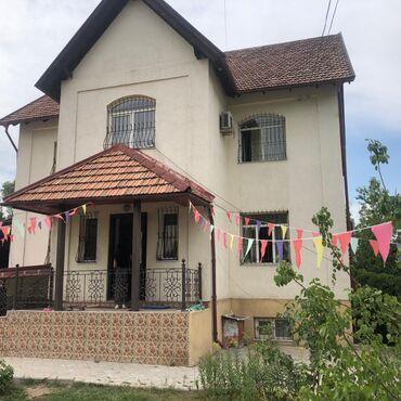 Недвижимость - Тамчы: 350 кв. м, 7 комнат, Утепленный, Теплый пол, Бронированные двери