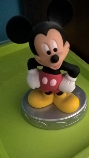 Mickey Mouse from Deagostini's Disney Collection series. Booklet σε Αθήνα