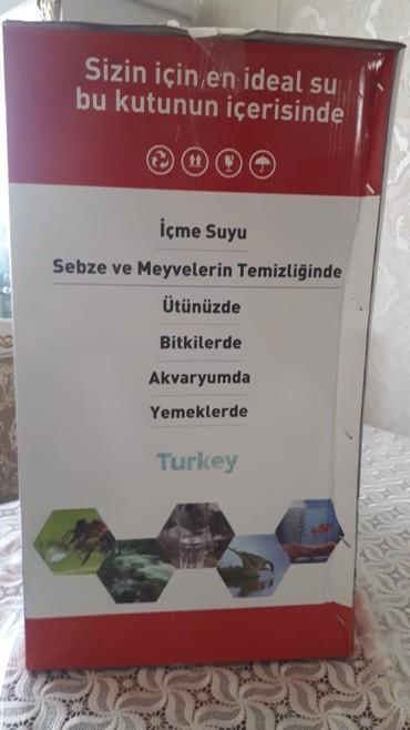 Kofe aparatlari - Азербайджан: Su təmizləyən filtr aparatları