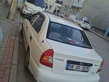 Hyundai Accent 1.3 l. 2002 | 267000 km