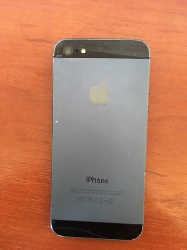 Айфон 5, 16 гб. Iphone 5 Не работает экран Можно на запчасть в Бишкек