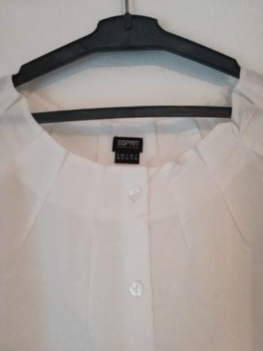 Košulje i bluze | Pozega: Esprit bela kosulja,38velicina
