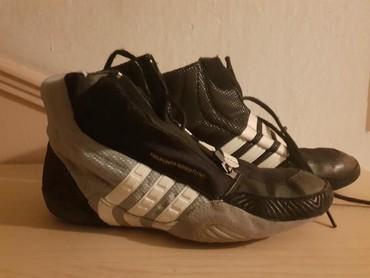 Παπούτσια πάλης,  Adidas, 39 νούμερο, φορεμένα ελάχιστες φορές σε Περιφερειακή ενότητα Θεσσαλονίκης - εικόνες 4
