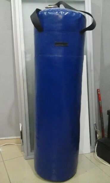 Боксерские груши - Кыргызстан: Боксерская груша, мешок для бокса. Из прочного тента в два слоя. Вес р