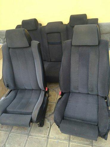 Транспорт - Кок-Ой: Куплю сидения на бмв е34 как на фото в любом состоянии. По разумной