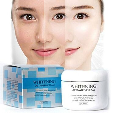 ипар косметика в Кыргызстан: 💎 отбеливающий крем для лица jigott whitening activated cream