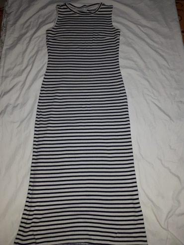Длинное ,летнее платье .размер 44-46 . 200с в Бишкек
