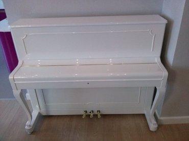 Bakı şəhərində Petrof piano - çexiya istehsalı. çatdırılma-köklenme pulsuzdur -