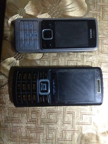 Продаю нокия-6300 и Самсунг GT-C5212i в Бишкек