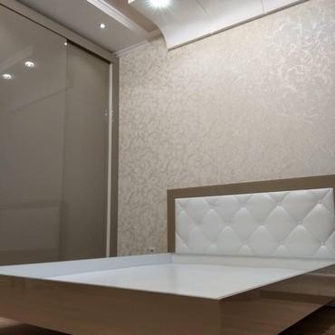 Кровать на заказ. каретная стяжка в Бишкек