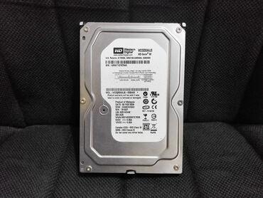 Жесткий диск от фирмы Western Digital на 320 GB.Бэд блоков нет, диск