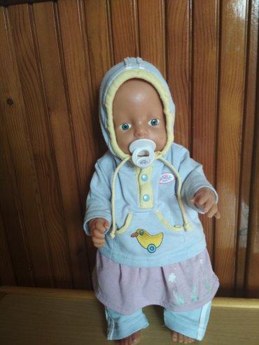 оцинкованный лист цена бишкек в Кыргызстан: Кукла в хорошем состоянии цена 550сом