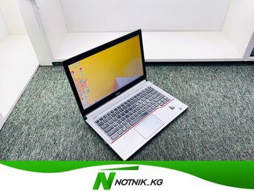 Ультрабук для универсальных задач  -FUJITSU  -модель-LIFEBOOK E744  -п