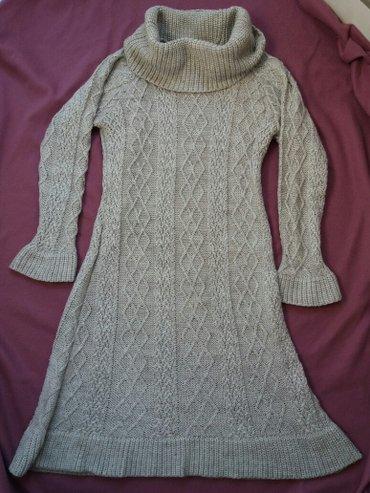 Nova zimska bež haljina, veličina m - Crvenka