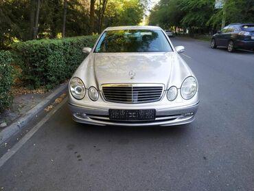 купить бус в рассрочку в Кыргызстан: Mercedes-Benz E-Class 3.2 л. 2002 | 188000 км