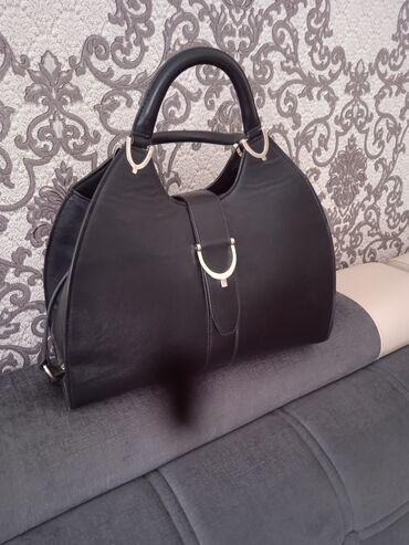 Продаю кожаную сумку. Состояние отличное