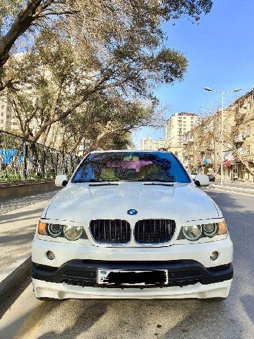 bmw-4-серия-435i-at - Azərbaycan: BMW X5 4.4 l. 2002 | 185746 km