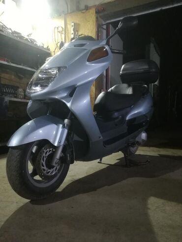 Honda - Кыргызстан: Макси скутер