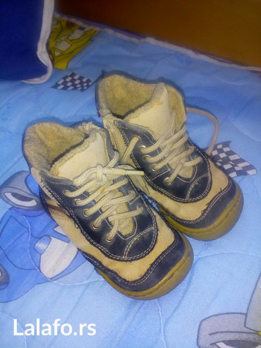 Zimske cipelice sa anatomskim uloskom br 22 - Sokobanja