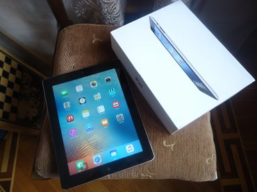 Bakı şəhərində Ipad3 planşeti tam originaldır. Ipad original apple