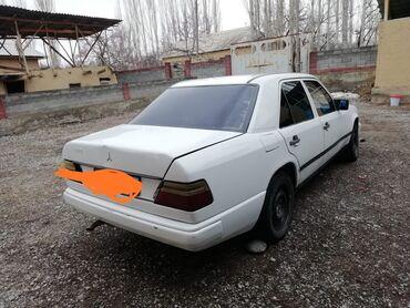 Mercedes-Benz в Баткен: Mercedes-Benz W124 2.5 л. 1985   12345 км