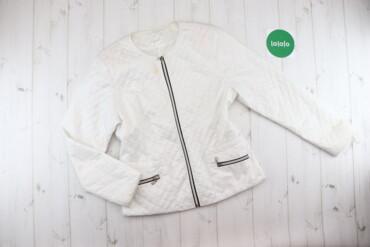 ЖІноча демісезонна стьобана куртка     Довжина: 63 см  Ширина плечей