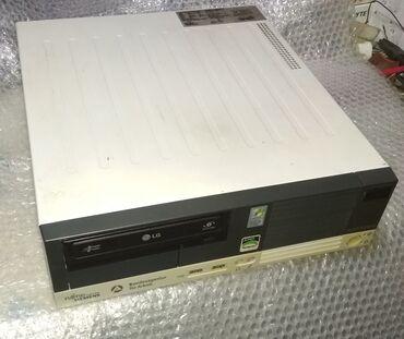 жесткий диск 80 в Кыргызстан: Мини Системник заводской сборки Fujitsu Siemens Процессор AMD Sempron