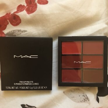 MAC LIP PALETTE