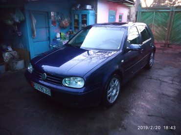 Volkswagen Golf 1999 в Григорьевка