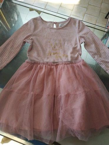 Decije haljine | Petrovac na Mlavi: Primark haljinica 3-4,104