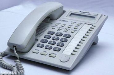 Panasonic kx-t7730 программный телефон. Б/У, оптом скидка :) 20 штук. в Лебединовка