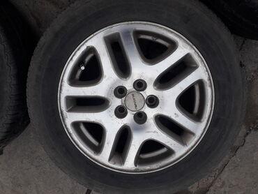 СРОЧНО!!! продаю диски с шинами на субару не варенные не катаные