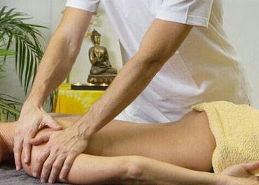 Восстанавливающий массаж в Бишкек