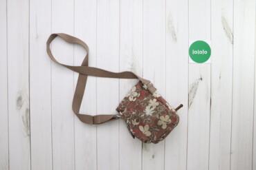 Жіноча текстильна сумка з кишенями Animal   Висота: 25 см Довжина: 18