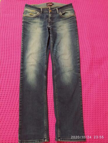 b u vani в Кыргызстан: Джинсовые мужские штаныБренд USPA POLO (оригинал) Состояние очень