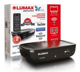 Смартфоны oneplus - Кыргызстан: Продам Lumax DV1103HD и LUMAX DV1110HD DVB-T2/DVB-C (САНАРИП ТВ) +
