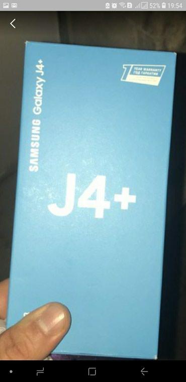 Samsung j4+ 5D anti udar vurulub kabroda olub əziyi cızığı yoxdu в Mingəçevir
