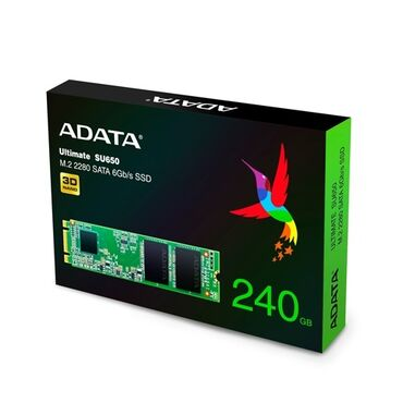 disk duzelden aparat - Azərbaycan: M.2 SSD 240gb ADATA Su650  SSD Yenidir.  Çatdırılma Mümkündür