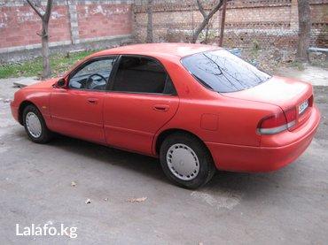 продаю мазда кронос 626 или меняю! 1994г. в. об. 2. 0 акпп ( автомат в Бишкек - фото 2