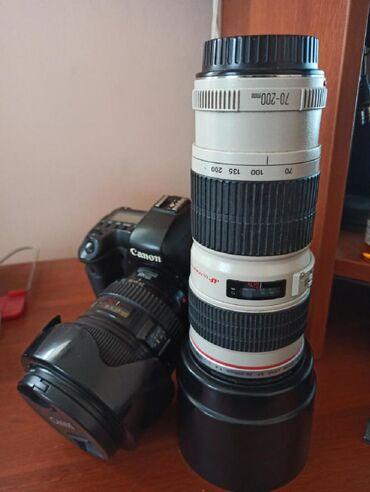 Продаю canon 6d  + canon 70-200 f4 + canon 24-105 f4 + 3 батарейки  +