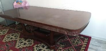 ствол грецкого ореха в Кыргызстан: Стол продаю: ореховое дерево!  Продаю стол:  из настоящего орехового д