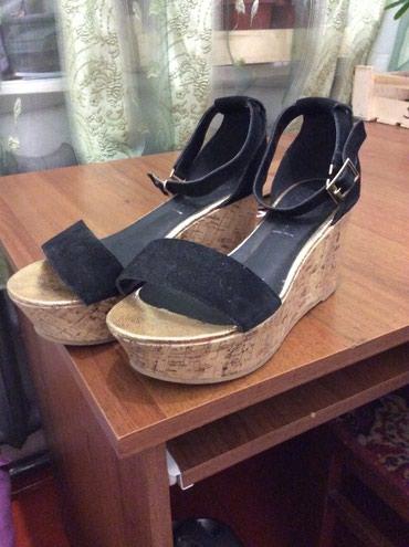 Продаю женское летнее обувь, 38 в Кара-Балта