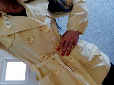 Ženska odeća - Jagodina: Mantil BASIC, nude bojeVel s /m. Saljem post expresom ili Bexom